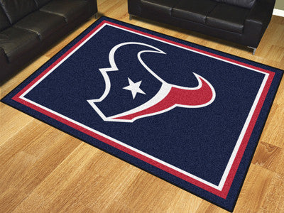 Houston Texans 8 x 10 Area Rug FanMats 17483
