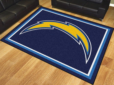 San Diego Chargers 8 x 10 Area Rug FanMats 17495