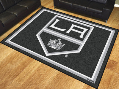Los Angeles Kings 8 x 10 Area Rug FanMats 17514
