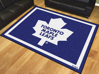 Toronto Maple Leafs 8 x 10 Area Rug FanMats 17529