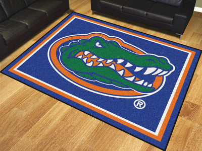 The UF Gators 8x10 Area Rug - Fan Mats 17551