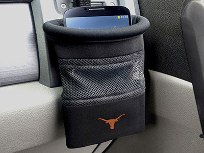 The UT Longhorns Car Caddy Automotive Organizer - FanMats 17742