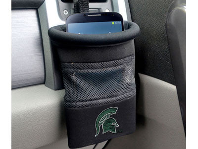 The MSU Spartans Car Caddy Automotive Organizer - FanMats 17784