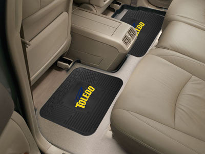 UT Rockets Rear Seat Car Floor Mat Set 17948