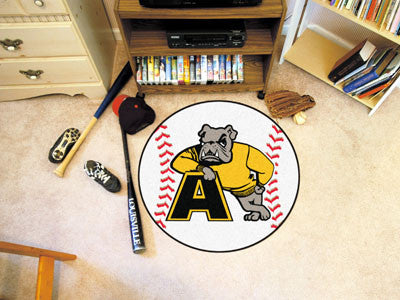 The AC Bulldogs Baseball Mat - Fan Mats 18372
