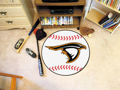 The Anderson  Ravens Baseball Mat - Fan Mats 18423