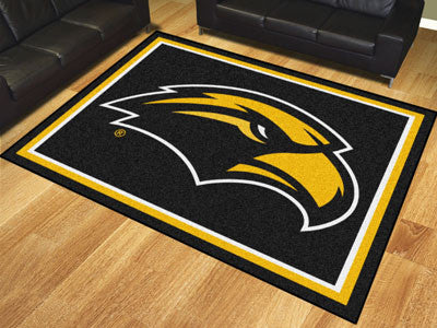 The Southern Miss Golden Eagles 8x10 Area Rug - Fan Mats 18596