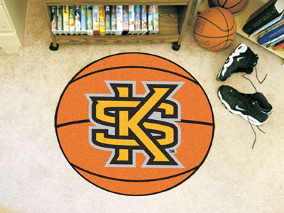 The Kennesaw State  Owl Basketball Mat - FanMats 18656