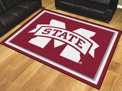 The MSU Bulldogs 8x10 Area Rug - Fan Mats 19240