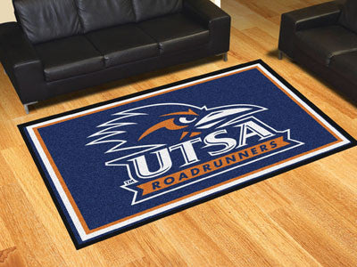 The UTSA Roadrunners Area Rug Size 5x8, Fan Mats 19891