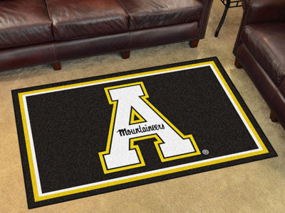 ASU Mountaineers 4' x 6' Area Rug - FanMats 20107