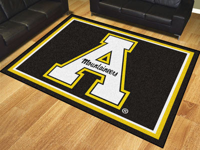 The ASU Mountaineers 8x10 Area Rug - Fan Mats 20109