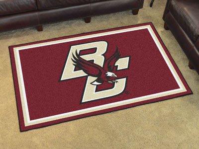 BC Eagles 4' x 6' Area Rug - FanMats 20119