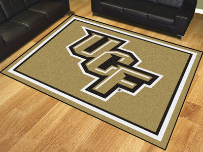 The UCF Knights 8x10 Area Rug - Fan Mats 20124