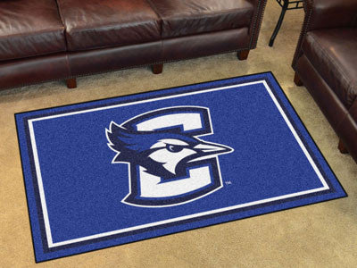 Creighton Bluejays 4' x 6' Area Rug - FanMats 20144