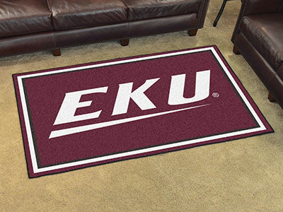 EKU Colonels 4' x 6' Area Rug - FanMats 20153