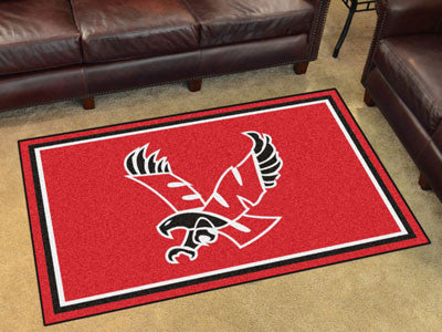 EWU Eagles 4' x 6' Area Rug - FanMats 20156