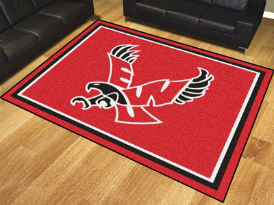 The EWU Eagles 8x10 Area Rug - Fan Mats 20158