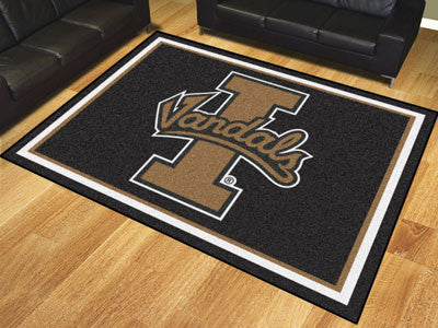 The Idaho Vandals 8x10 Area Rug - Fan Mats 20188