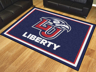 The Liberty  Flames 8x10 Area Rug - Fan Mats 20198