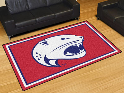 The USA Jaguars Area Rug Size 5x8, Fan Mats 20252