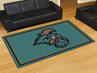 The CCU Chanticleers Area Rug Size 5x8, Fan Mats 21607