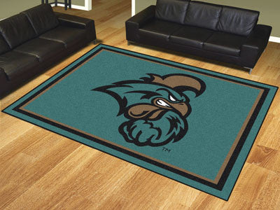 The CCU Chanticleers 8x10 Area Rug - Fan Mats 21608