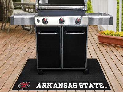 The ASU Red Wolves Grill Mat - FanMats 21624