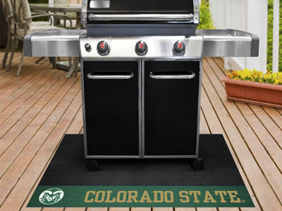 The CSU Rams Grill Mat - FanMats 21626