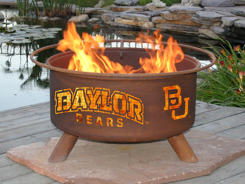 Baylor Bears Grilling Fire Pits