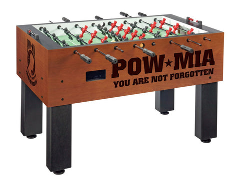 POW/MIA Foosball Table