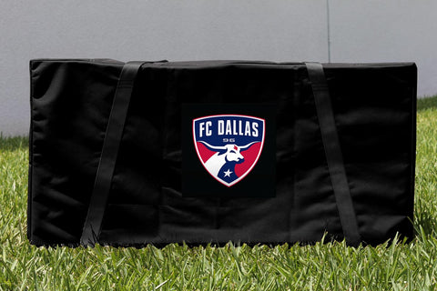 FC Dallas FCDSC Cornhole Carrying Case Victory Tailgate 25121