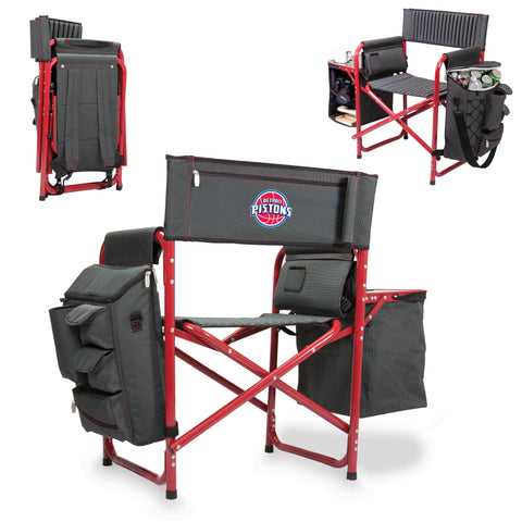 Detroit Pistons Fusion Chair by Picnic Time