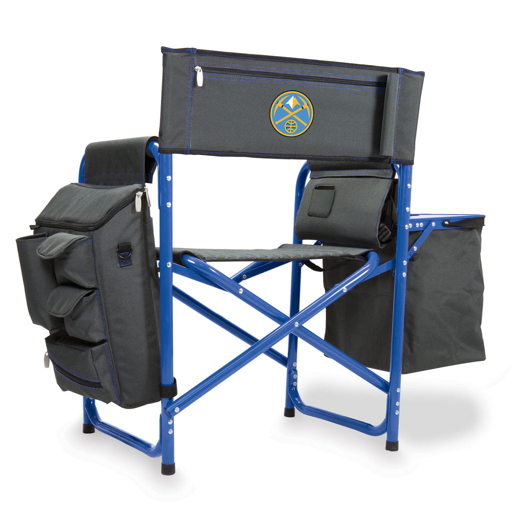 Denver Nuggets Fusion Chair by Picnic Time
