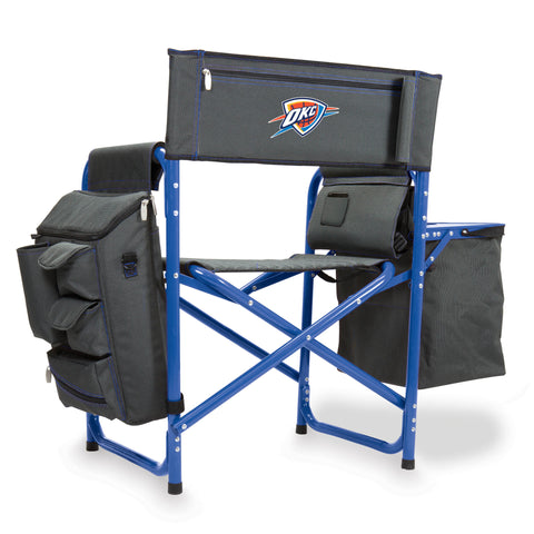 Oklahoma City Thunder Fusion Chair by Picnic Time
