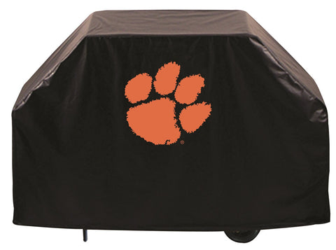 Clemson University Tigers 72 Inch Grill Cover