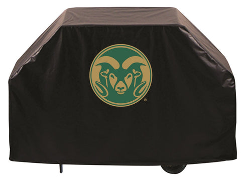 Colorado State University Rams 72 Inch Grill Cover
