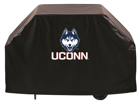University of Connecticut Huskies 72 Inch Grill Cover