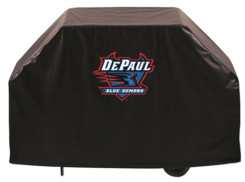DePaul University Blue Demons 60 Inch Grill Cover