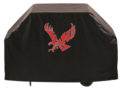 Eastern Washington University Eagles 72 Inch Grill Cover