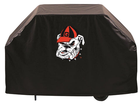 University of Georgia Bulldogs 72 Inch Grill Cover