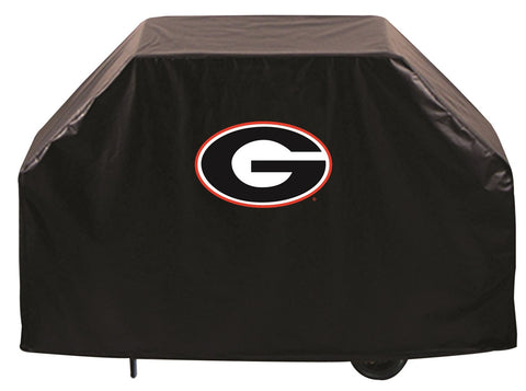University of Georgia Bulldogs G Logo 60 Inch Grill Cover