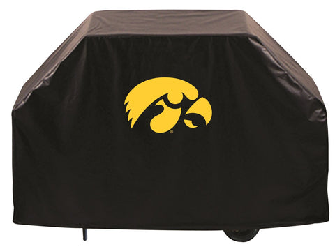 University of Iowa Hawkeyes 72 Inch Grill Cover