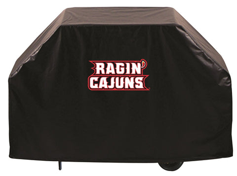 University of Louisiana Rajun Caguns 72 Inch Grill Cover