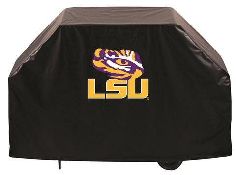 Louisiana State University Tigers 72 Inch Grill Cover