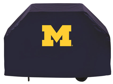University of Michigan Wolverines 72 Inch Grill Cover