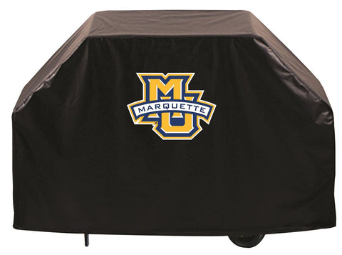 Marquette University Golden Eagles 60 Inch Grill Cover