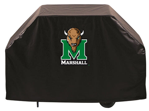 Marshall University Thundering Herd 72 Inch Grill Cover