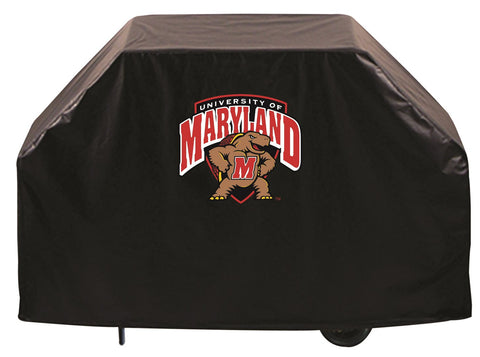 University of Maryland Terrapins 72 Inch Grill Cover