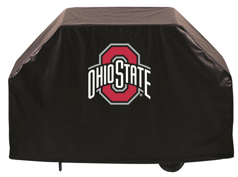 Ohio State University Buckeyes 72 Inch Grill Cover